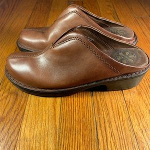 Dr Scholl's Women's Leather Shoes Size 9